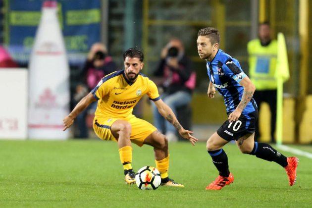 Atalanta-Verona 3-0: a segno Freuler, Ilicic e Kurtic