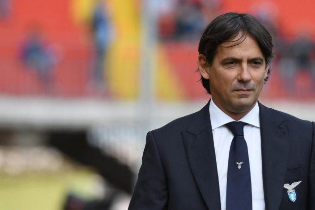 Lazio: Inzaghi, vogliamo restare in alto