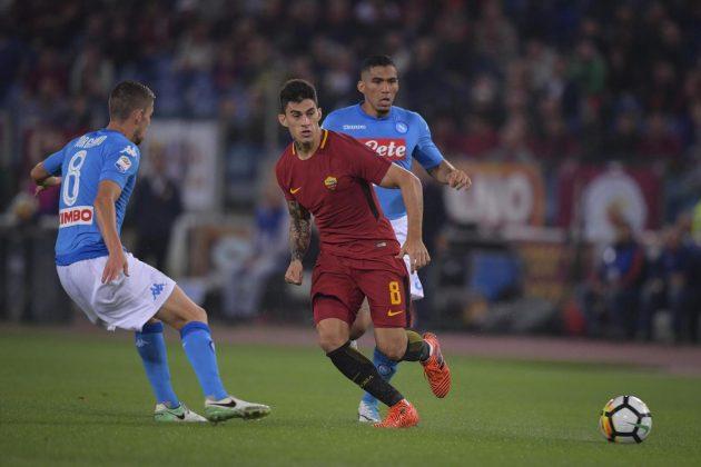 Pagelle Roma Lazio 2 1: sontuoso Nainggolan… ma non era infortunato?
