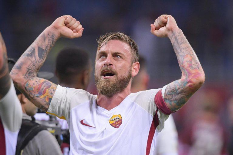 De Rossi (LaPresse/Luciano Rossi AS Roma)