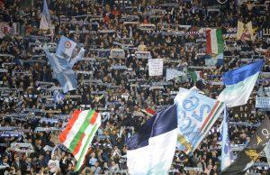 Lazio coro Curva Nord