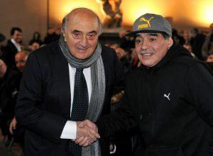 L'uomo del giorno – Buon compleanno Corrado Ferlaino, l'ex presidente del ...