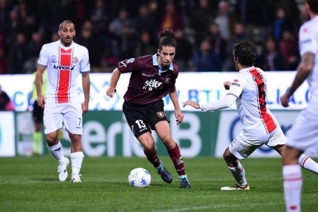 Serie B, Salernitana e Cremonese non si fanno male: un punto a testa per confermasi in zona playoff