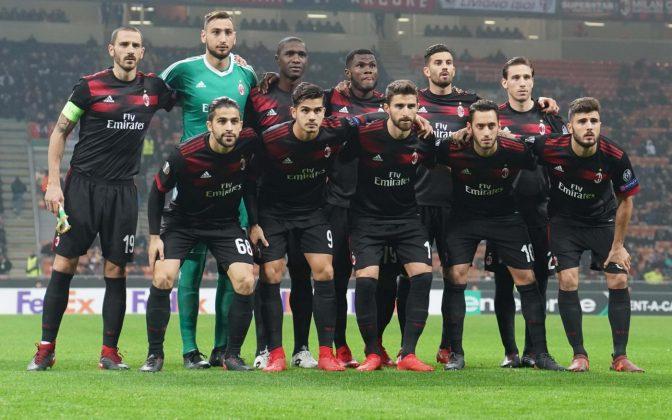Bonucci sposta gli equilibri con una 'papera' ma l'Austria Vienna è poca roba: pokerissimo Milan e pass per i sedicesimi di Europa League!