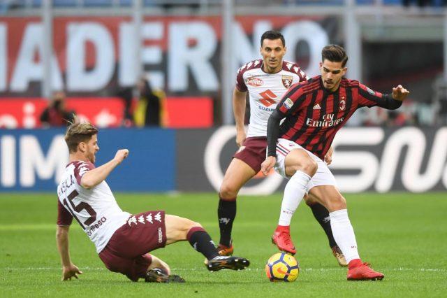 Torino Milan streaming