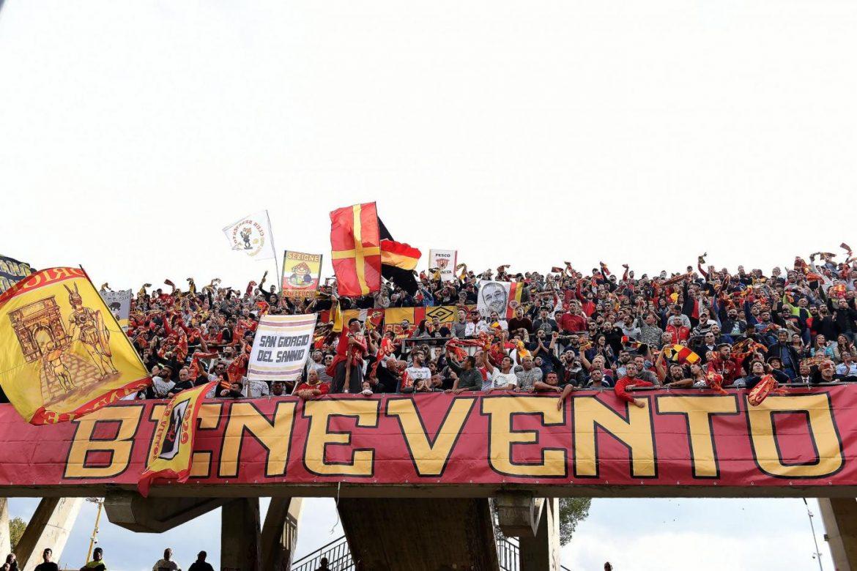 Daspo tifoso Benevento