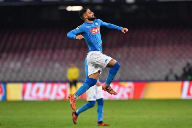Meraviglia Insigne contro lo Shakhtar, il Napoli è uno spettacolo anche in Champions League: la qualificazione può diventare realtà [FOTO]