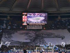 prima coreografia stadio italiano