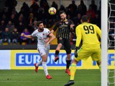 Milan Benevento formazioni ufficiali