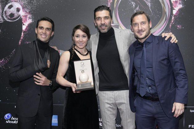 Gazzetta Sports Awards, da Buffon a Totti passando per Dovizioso: tutti i premi consegnati