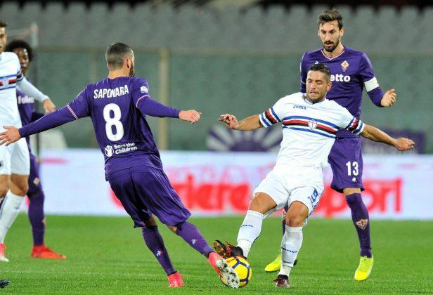Coppa Italia, Fiorentina ai quarti: Sampdoria al tappeto grazie a VARetout