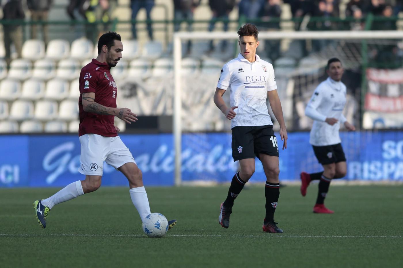 5daff6e15 Pro Vercelli vs Spezia Calcio