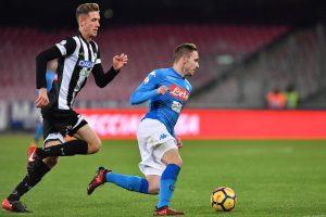Calciomercato Napoli, si tenta di imbastire uno scambio con
