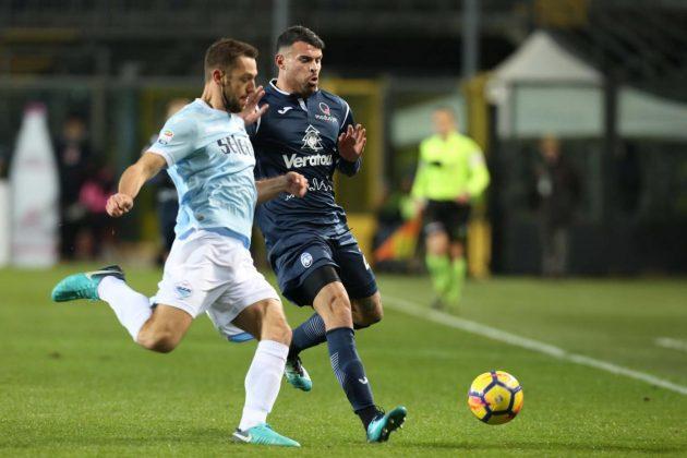 Pagelle Atalanta Lazio 3 3, fenomeno Milinkovic