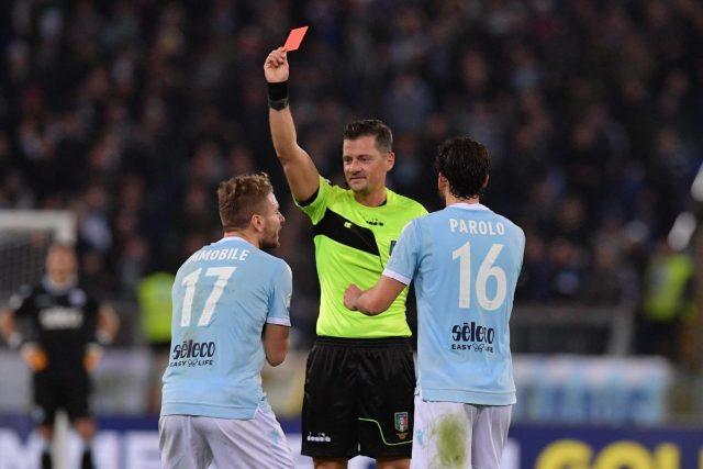 Lazio, Immobile squalificato per una giornata