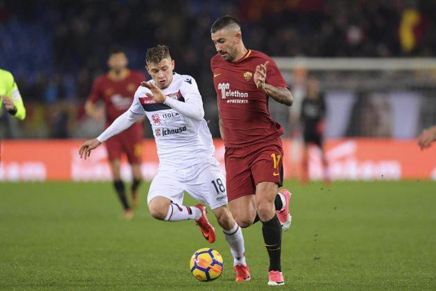 Cagliari Roma streaming