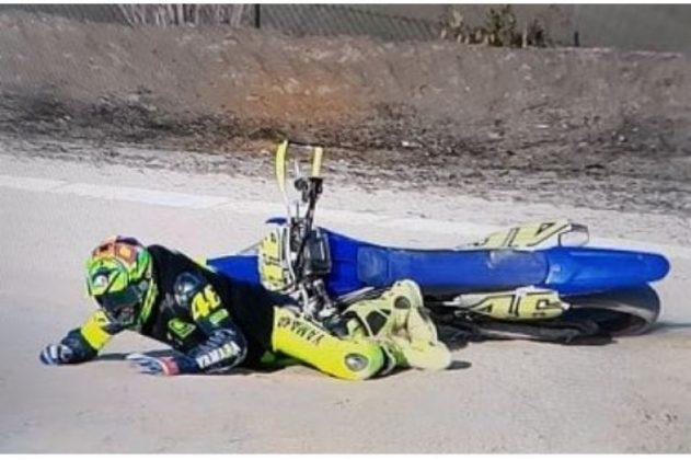 Valentino Rossi, ancora cadute per il Dottore: le ultime sulle condizioni del pilota italiano [FOTO]