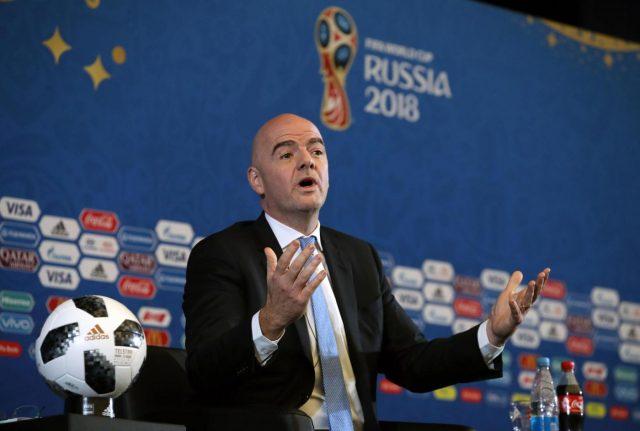 Dal 2021 un mini Mondiale — FIFA