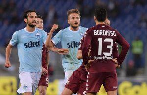 Torino Lazio formazioni ufficiali