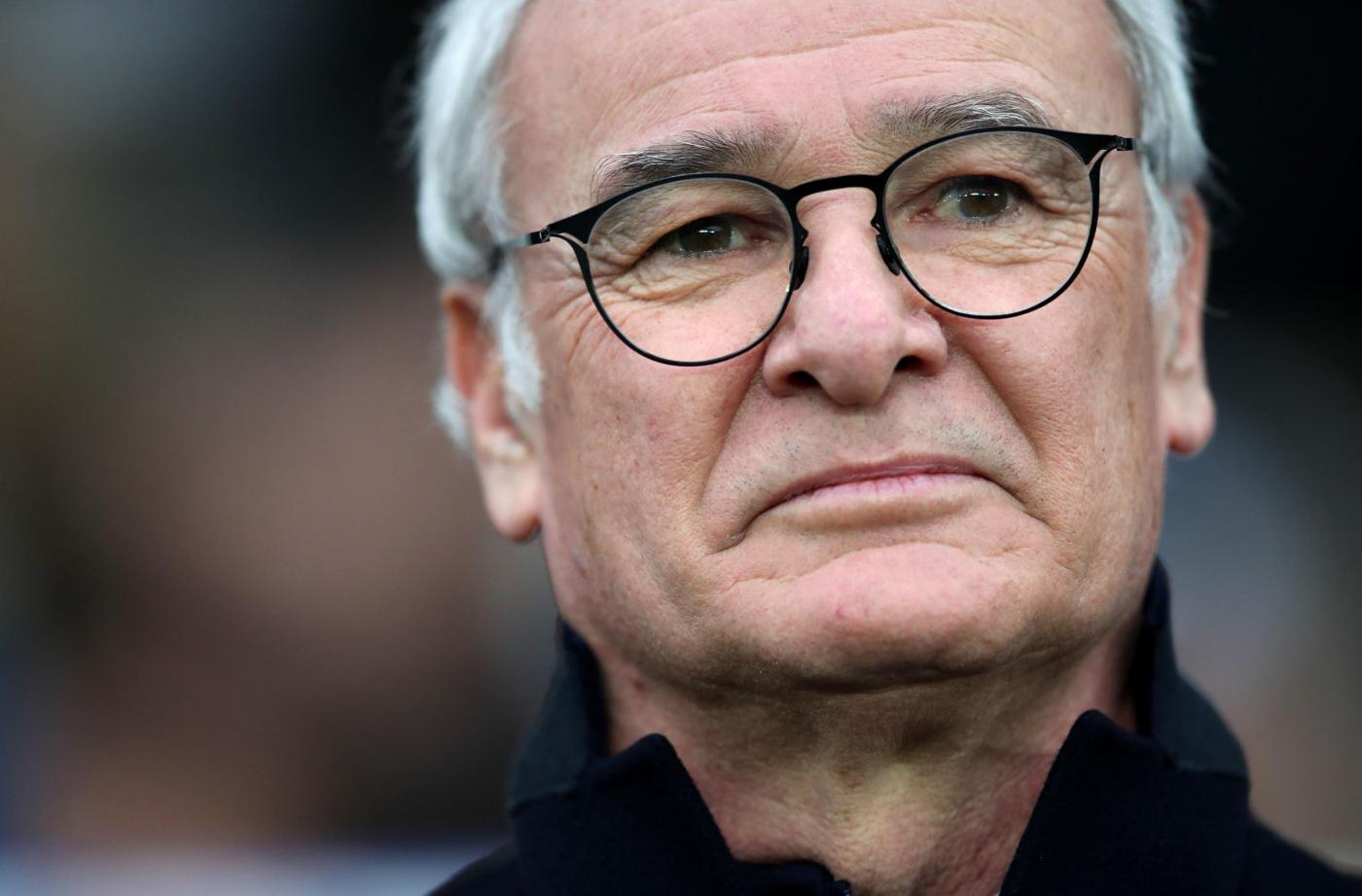 Ranieri (Foto LaPresse/PA)