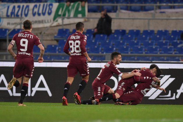 Pagelle Lazio Torino 1 3, Immobile ingenuo