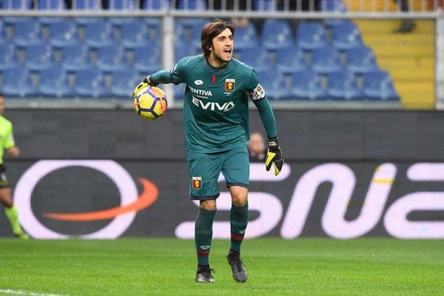 Calciomercato Genoa, Perin apre alla Juventus: il portiere si sbilancia
