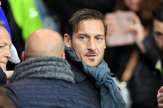 Empoli-Roma Totti