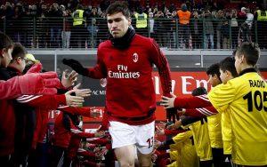 Infortunio Romagnoli, il difensore torna in gruppo: Gattuso