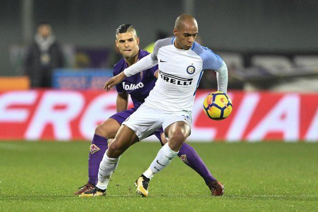 Seconda Maglia Inter Milan JOAO MARIO