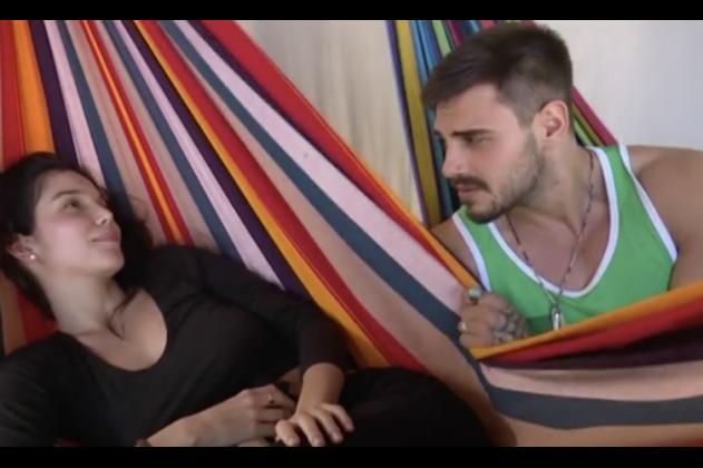 Isola dei famosi – Francesco Monte e Paola De Benedetto già scatenati: il tatuaggio hot [FOTO]