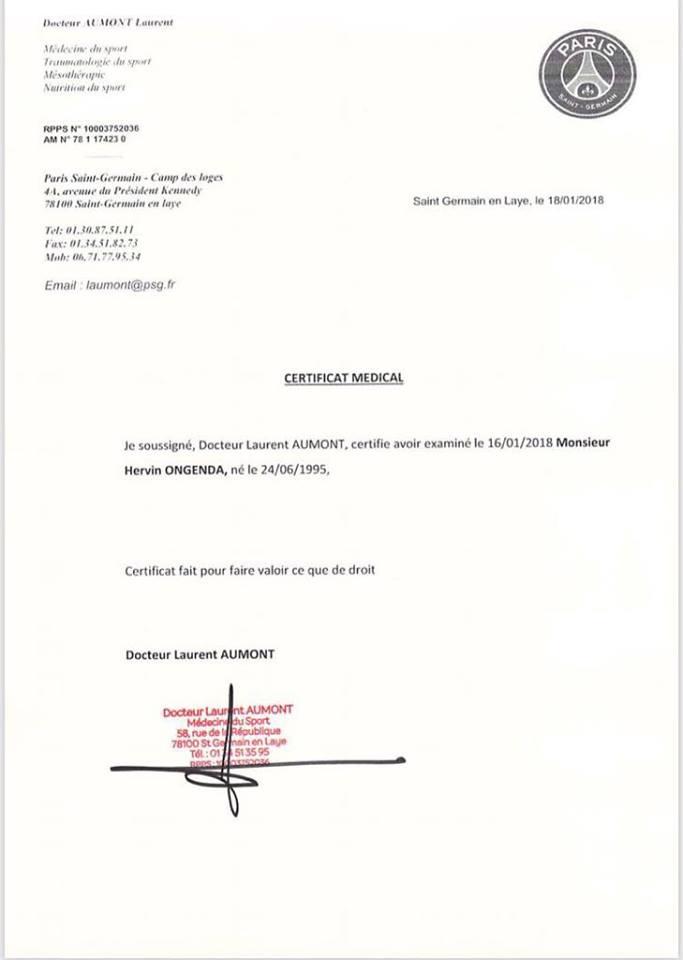 Lo strano caso di Hervin Ongenda: per il Levski Sofia è infortunato ma è sanissimo, l'ex Psg pronto a rilanciarsi!