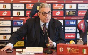 Calciomercato Genoa, nessun gioiello in uscita a gennaio
