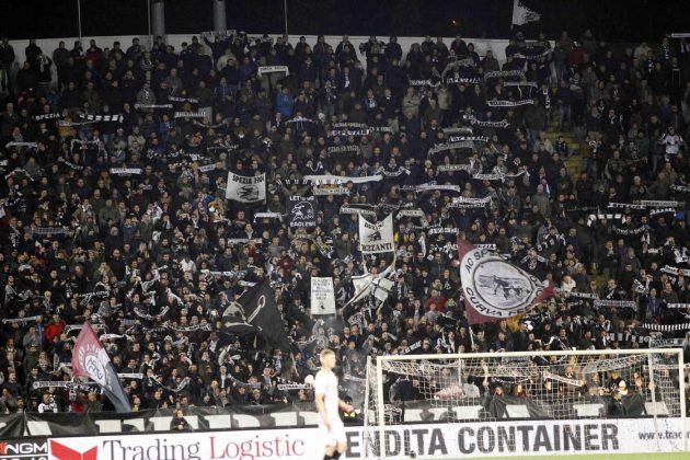 Spezia Palermo, spettacolo sugli spalti meno in campo: finisce a reti inviolate [FOTO]