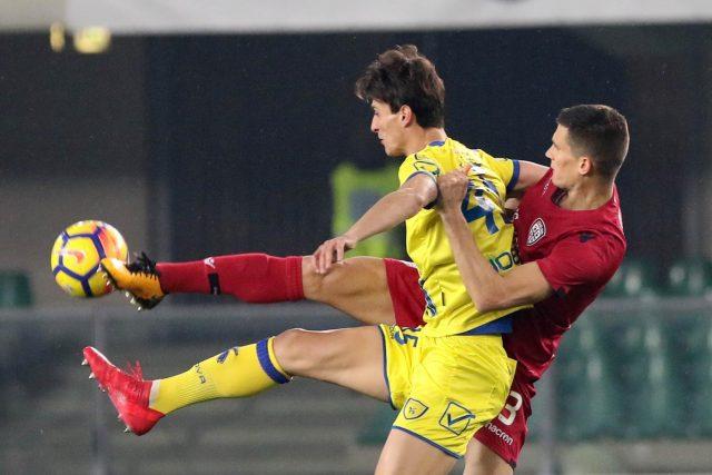 Chievo Verona - Cagliari inglese