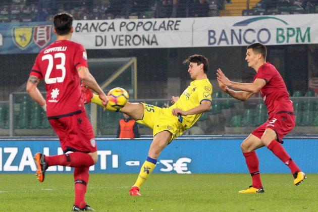 Pagelle Chievo Cagliari 2 1: Giaccherini sposta gli equilibr