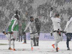 Juventus-Atalanta rinviata