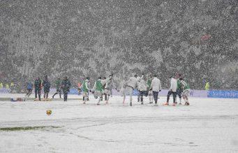 Juventus Atalanta rinviata