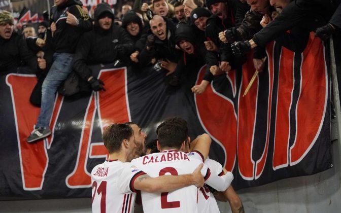 E' un Milan con le palle! Roma al tappeto ed ora Gattuso pun
