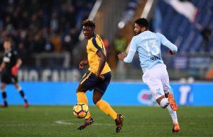 Pagelle Lazio-Verona