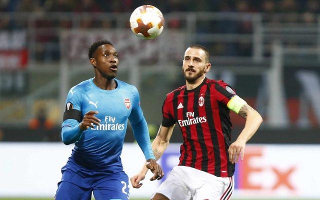 Pagelle Milan-Arsenal