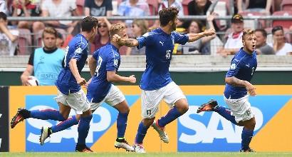 L'Under 19 oggi a Lignano contro la Grecia
