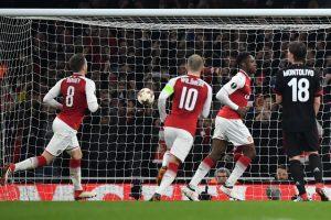 Arsenal-Milan 3-1
