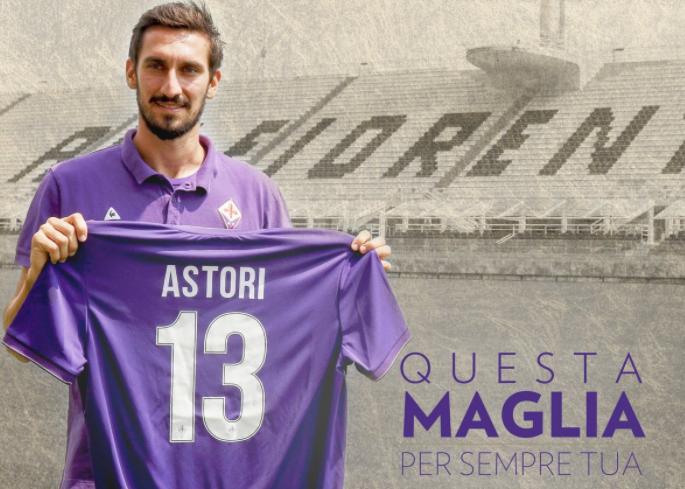 Fiorentina Astori