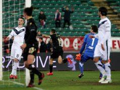 Serie B, Bari-Brescia 3-0