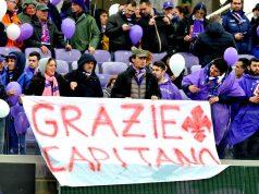 Fiorentina Benevento Astori