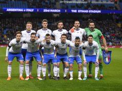 Argentina-Italia 2-0