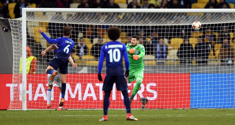 Dinamo Kiev Lazio