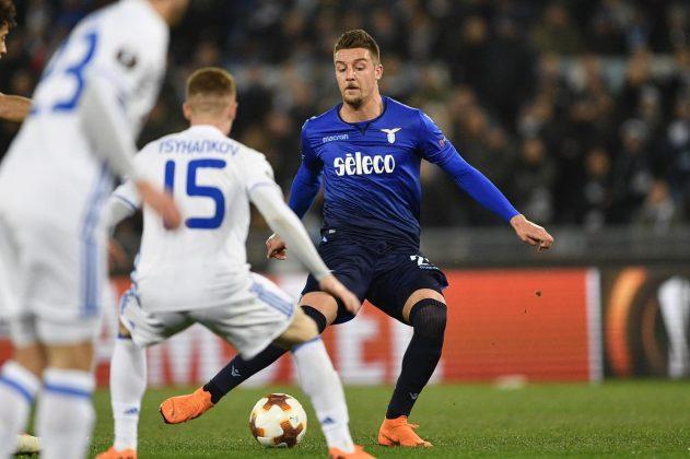 Pagelle Lazio-Dinamo