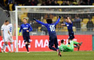 Dinamo Kiev-Lazio 0-2