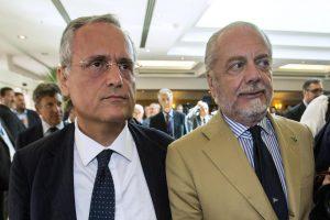 Riunione Leghe Europee |  mezza Serie A presente all'incontro per l'evoluzione delle